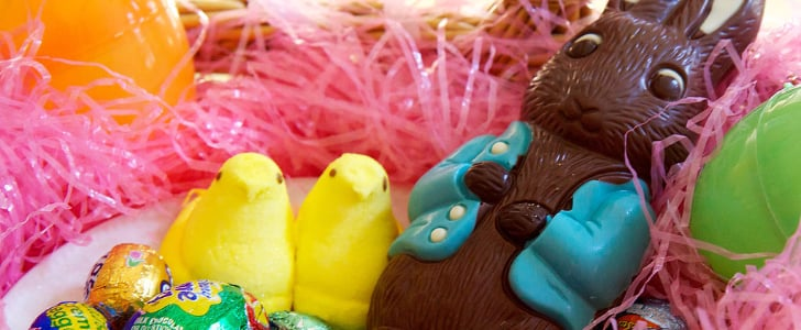 What 100 Calories of Easter Candy Looks Like (the Peeps Photo May Surprise You!)