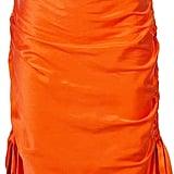 Zimmermann Ruched Slip Dress
