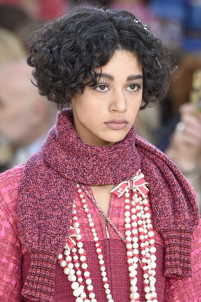 Chanel Paris Fashion Week Fall 2016