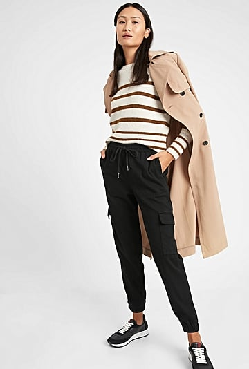 The Most Comfortable Pants For Women From Banana Republic