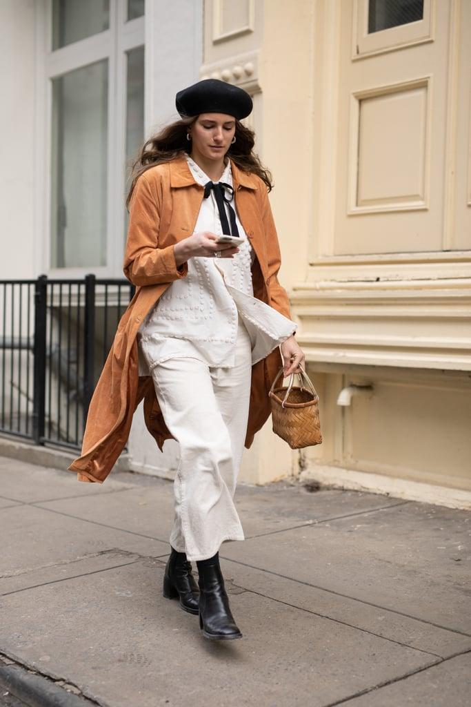 New York Fashion Week Day 1