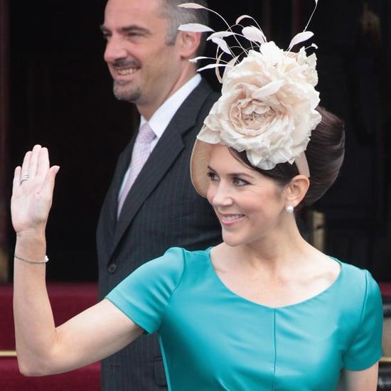 July 2011: Wedding of Prince Albert II of Monaco and Charlene Wittstock