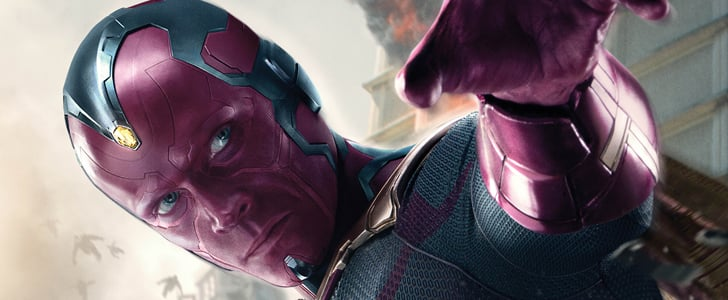 Here's the Deal With Vision, the Avenger You May Have Forgotten About