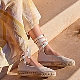 FP Collection Eloise Wrap Espadrilles
