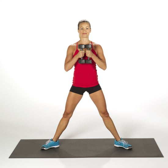 How to Do a Dumbbell Sumo Squat