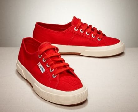 Superga Canvas Sneaker ($65)