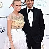 Joshua Jackson and Diane Kruger attended the Nights in Monaco Gala Fundraiser in Monte Carlo.