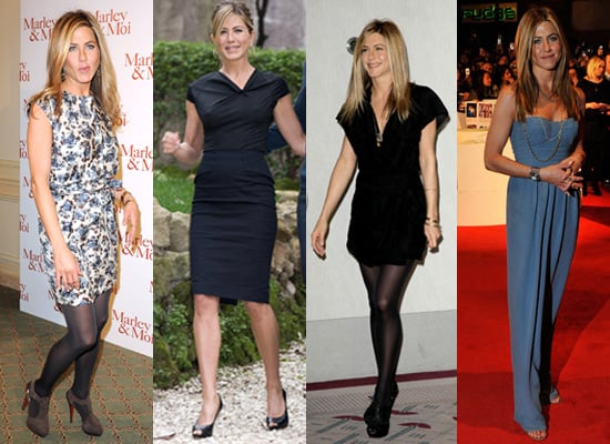 Which European Jennifer Aniston Look is the Most Fab?