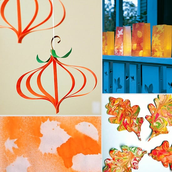 Fall Arts And Crafts For Kids Popsugar Family