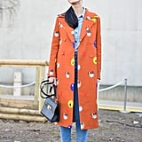 A Statement Coat