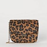 H&M Leopard Shoulder Bag