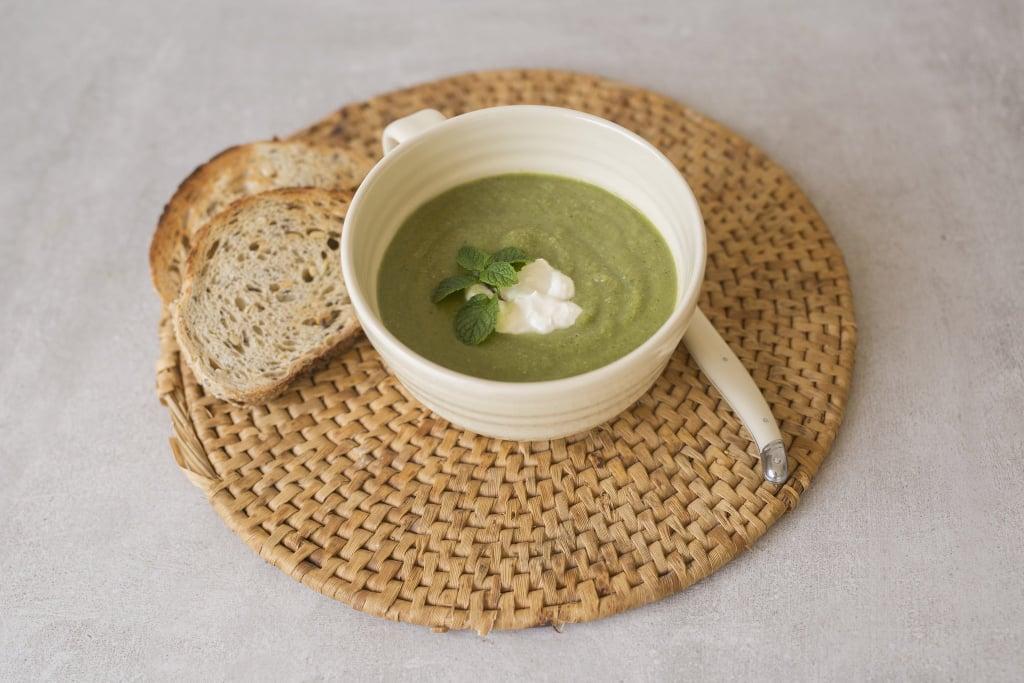 Magic Green Soup