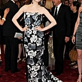 Emma Stone 2011 Met Gala Pictures