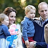 Getting to See the Littlest Royals Grow Up