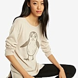White Porg Sweater