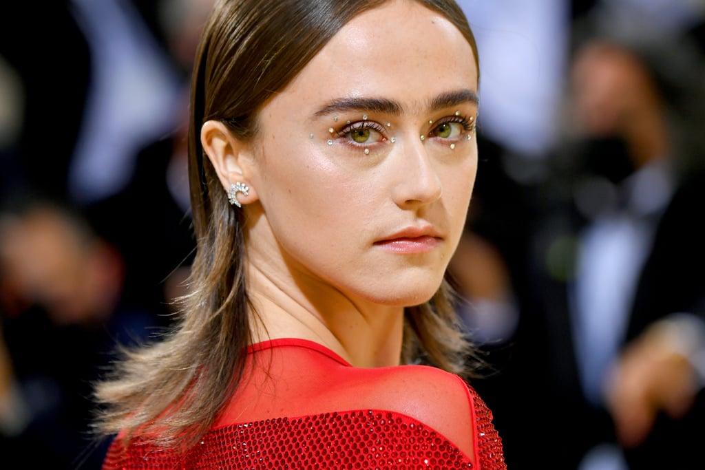 Ella Emhoff's Crystal Eye Makeup at the Met Gala 2021