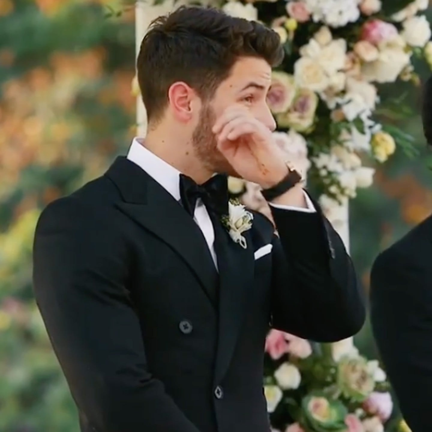 Nick Jonas And Priyanka Chopra Wedding Video Popsugar Celebrity