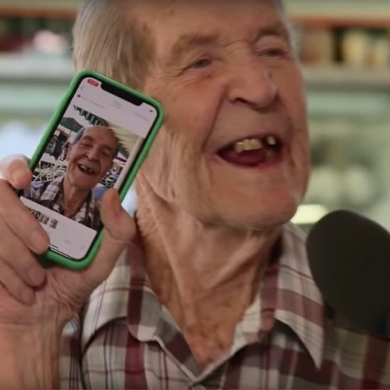 Jimmy Kimmel Asks Old People to Take Selfies Video