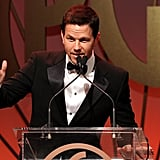 Pictures of Mark Wahlberg, Joe Manganiello, Amy Adams, Justin Timberlake at the Producers Guild of America Awards
