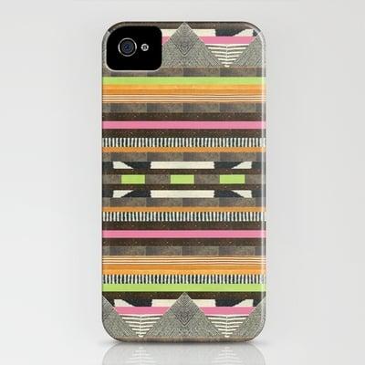 Society 6 iPhone Case