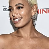 Solange Knowles's Blond Pixie Cut in 2018