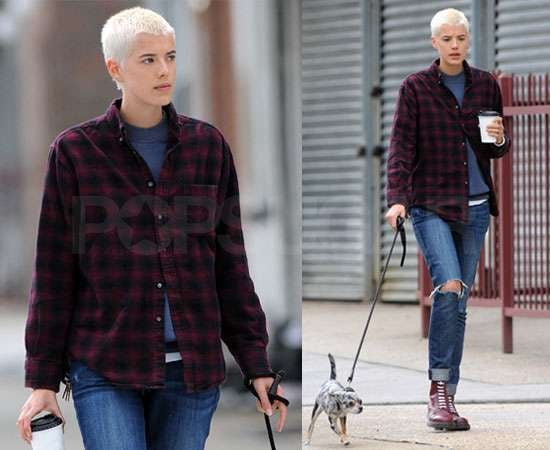 Pictures of Agyness Deyn Blonde