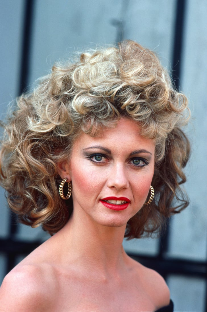 She S Daring When It Comes To Jewelry Sandy From Grease