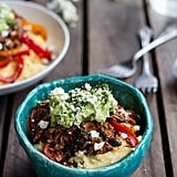 Easy Chicken Tamale Burrito Bowls