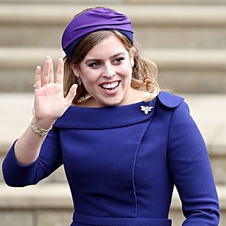 Princess Beatrice Bridesmaid Dress at Eugenie's Wedding 2018