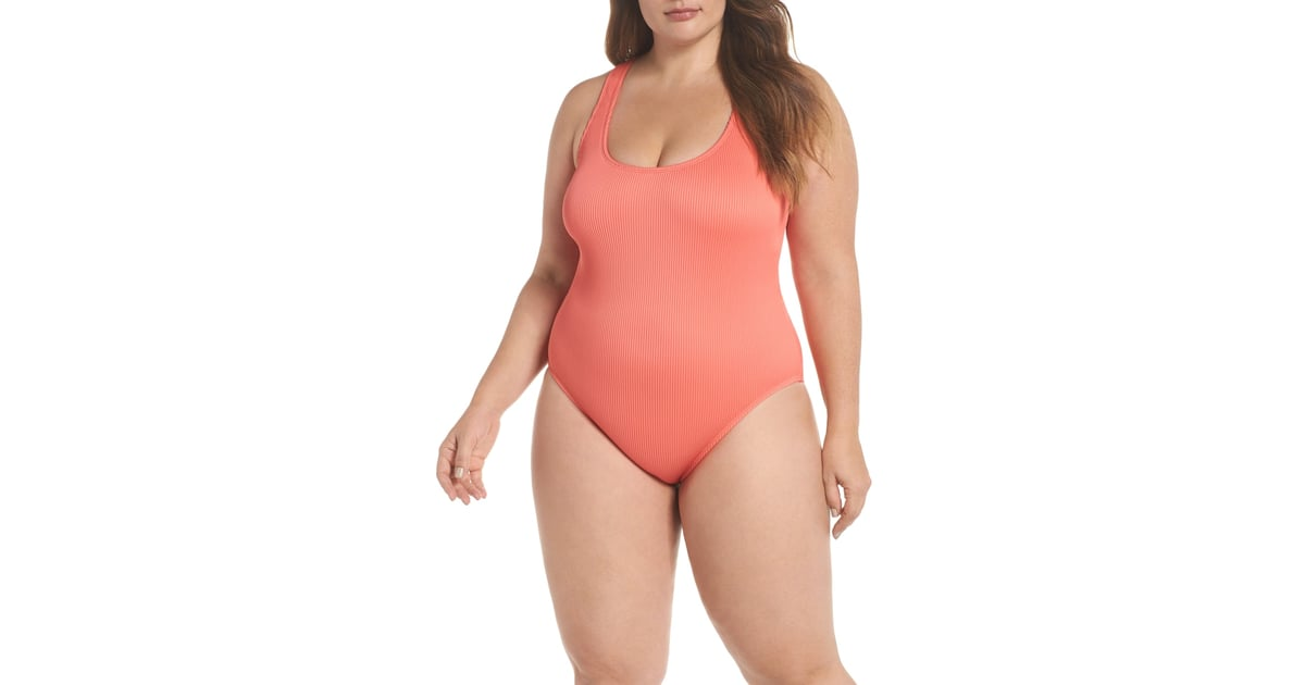 dac9d9b6ae4 The Bikini Lab Rib-Thym One-Piece Swimsuit | Swimsuits on Sale 2018 |  POPSUGAR Fashion Photo 5