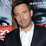 Ben Affleck went out in NYC for the premier of his new project Argo.