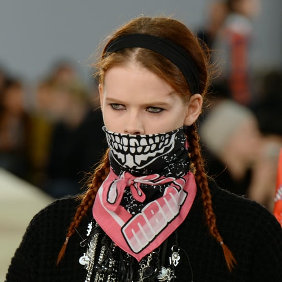 Marc by Marc Jacobs New York Fashion Week Beauty Look