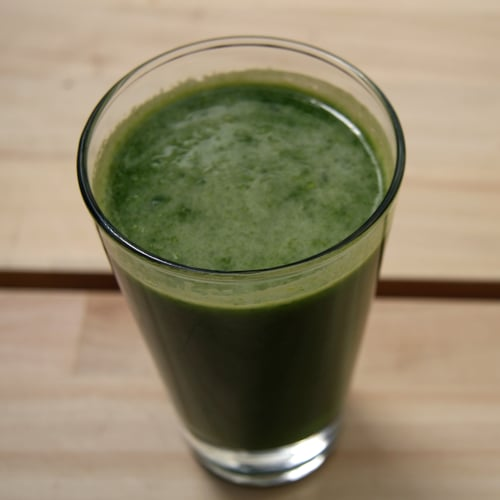 Sweet Greens Juice For Sleep