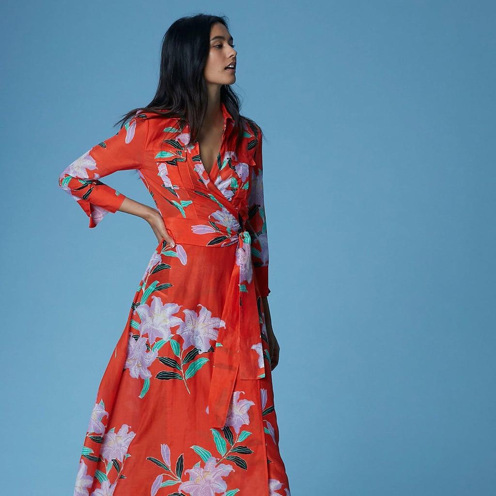 Best Midi Dresses 2018 | POPSUGAR Fashion