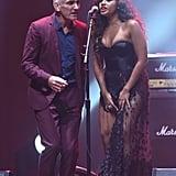 2012: Paul Kelly and Jessica Mauboy