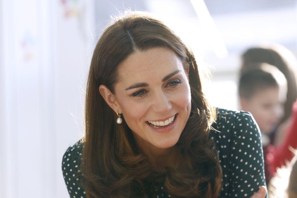 Kate Middleton Polka Dot Dress December 2018