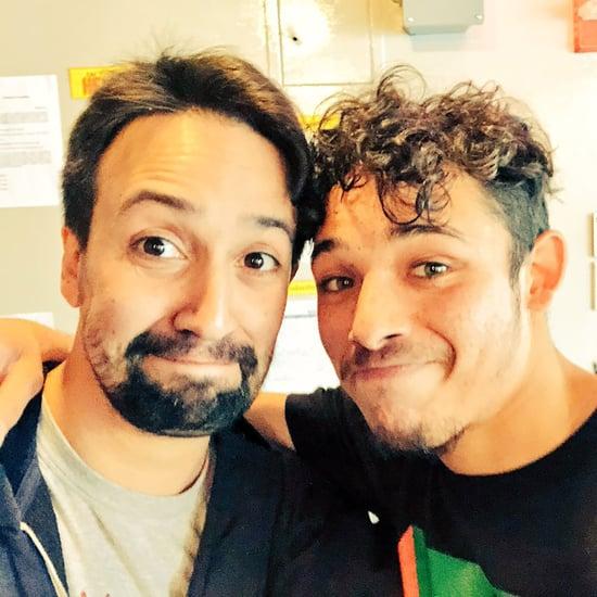 Lin-Manuel Miranda and Anthony Ramos Friendship Moments