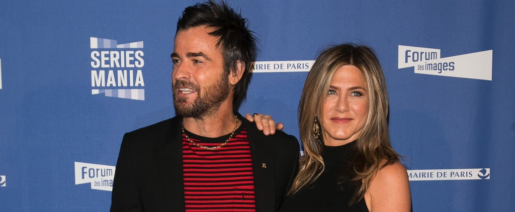 Jennifer Aniston's LBD Is Not So Simple When She Turns to the Side