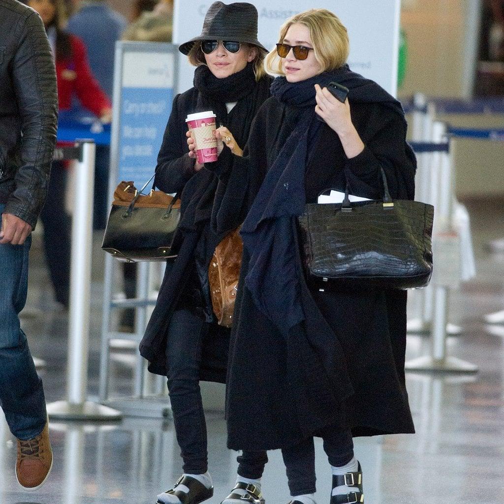 Olsen Twinsies!