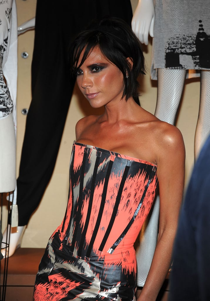 Photos of Victoria Beckham, Sienna Miller, Alexa Chung at Fashion's Night Out NYC
