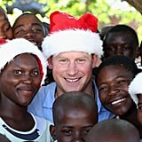 """Prince Harry speaking just before the Christmas he was in Afghanistan, 2012: """"There are less patrols — no one really goes out patrolling. So there's no guys on the ground, which reduces the number of us having to go out."""" The prince also revealed his father Prince Charles had sent him Clarence House honey and Cuban cigars, which he traded with US service-people for some of the treats they'd been sent."""