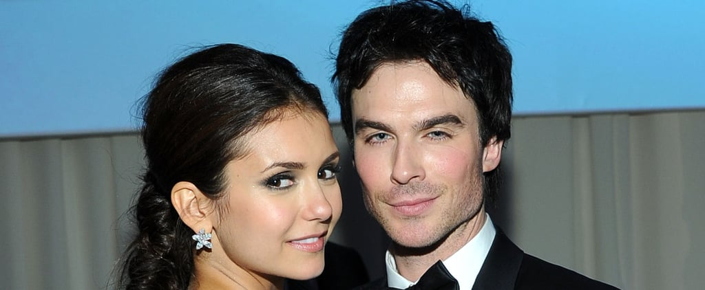 8 Famous Women Who Couldn't Resist Ian Somerhalder's Sexy Smolder