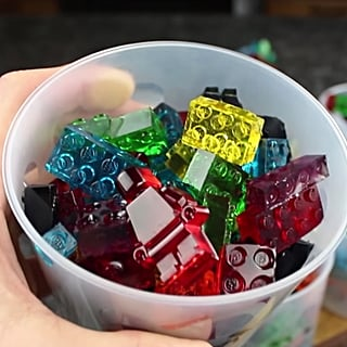 How to Make Lego Gummies
