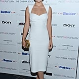 At the New York Premiere of Butter