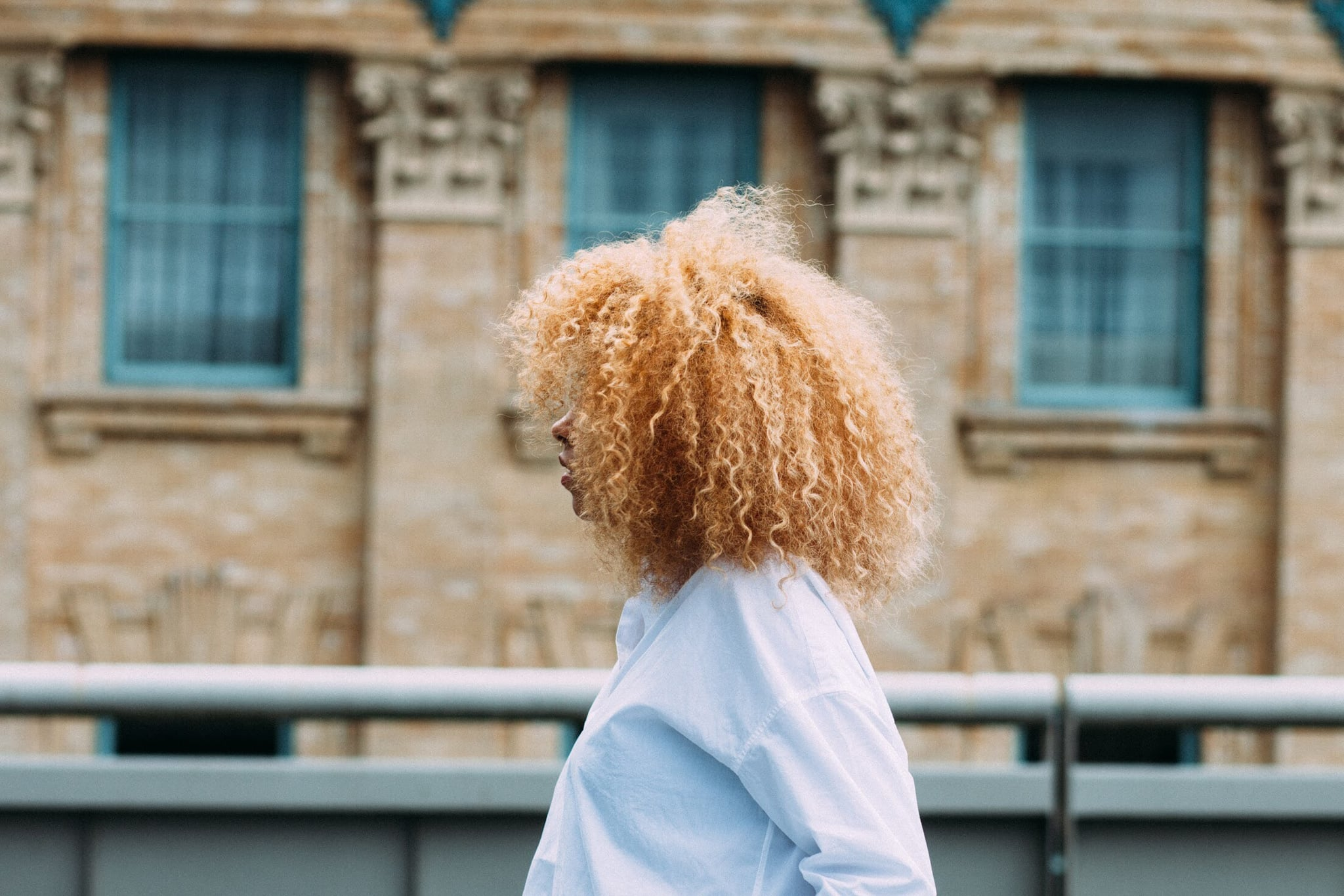 Have You Noticed a Change in Your Hair Texture? Here's Why That Happens