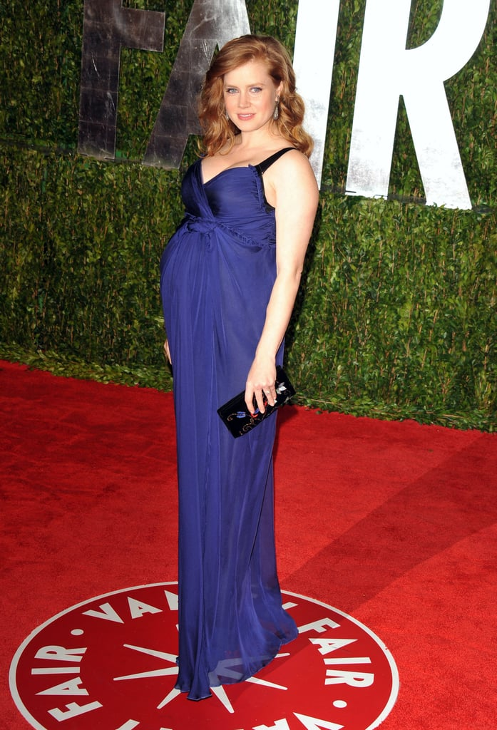 Amy Adams Pregnant Celebrity Maternity Style Photos