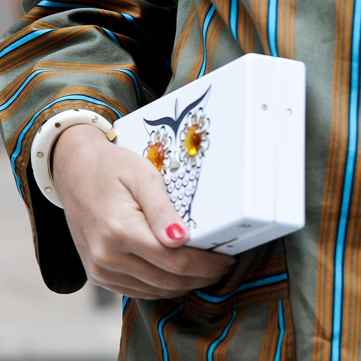 Best Street Style Shoes and Bags NY Fashion Week Spring 2014