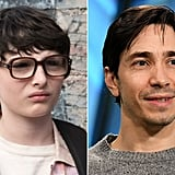 Richie Tozier: Justin Long
