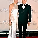 Princess Charlene and Prince Albert II of Monaco attended the Princess Grace Awards gala in New York City.