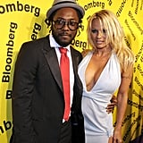 Pamela Anderson and Will.I.Am